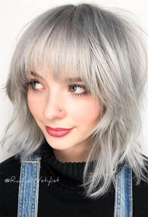 How to Choose the Best Shag Haircut for Your Hair Type?
