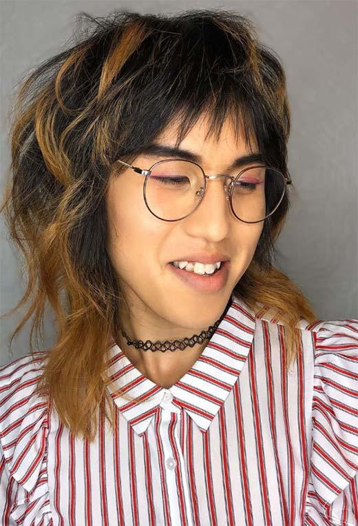 Cool Short Shag Haircuts & Hairstyles